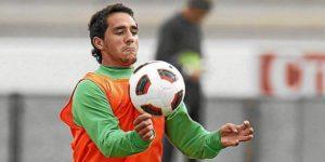 Ezequiel, nuevo jugador del Recreativo de Huelva.