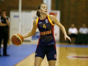 Claudia Pop, nueva jugadora del CB Conquero.