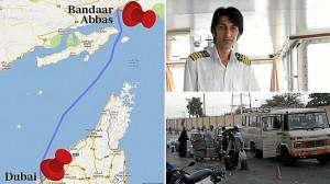 El largo periplo ha concluido con éxito, aunque cruzar Irán ha sido toda una epopeya. (Celia HK)
