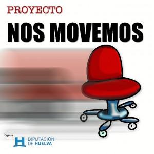 Cartel del proyecto 'Nos movemos'.