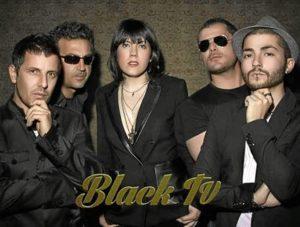 Black TV.