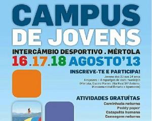 Cartel del Campus.