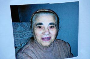 Imagen de Leonor, la mujer desaparecida. (JC. Barambio)