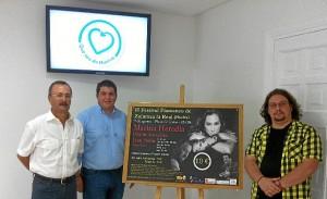 FOTO presentacion Cartel Festival Flamemco Zalamea OK