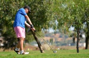 Copa presidente de golf en Isla Canela.