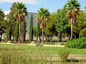 Parque Zafra.