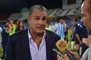 Víctor Hugo Mesa, propietario del Recreativo de Huelva.