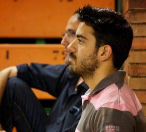 Hugo Pinto, segundo entrenador del CB Conquero.