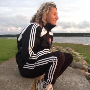 Nueva portera eslovaca del Fundación Cajasol San Juan, Lucia.
