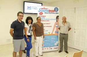 Presentación del SouthPop de Isla Cristina.