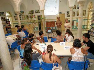 Participantes en Triviados.