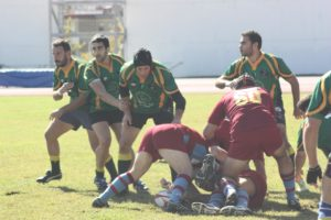 Recreativo Rugby Bifesa Tartessos.