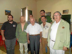 Paterna ha vivido una intensa jornada dedicada al podenco paternino y al reconocimiento de sus promotores.