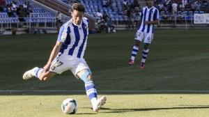 Arana, goleador del Recreativo de Huelva.