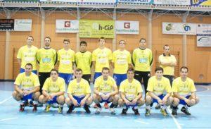 Plantilla PAN Moguer temporada 2013-14.