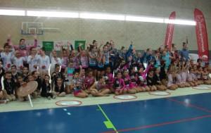 Escuelas del Club Rítmico Colombino.
