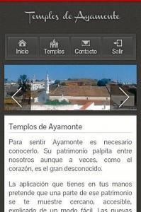 Detalle de la guía interactiva.
