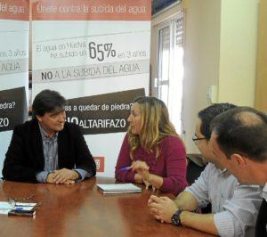 Gabriel Cruz con UCE Huelva