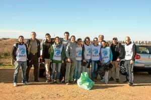 Voluntarios participantes.