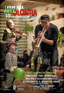 Cartel del Mosto Jazzolontia.