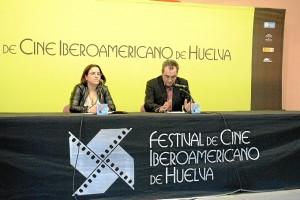 Presentación de la colaboración del IAJ y el Festival de Cine.