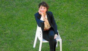 Alicia Sherson.