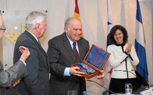 Enrique Iglesias recibe el premio