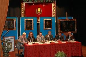 Inauguración de las Jornadas de Patrimonio de Ayamonte.