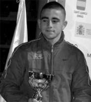 Juan Miguel Gey, judoca ayamontino.