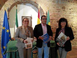 Entrega de fondos bibliotecarios en La Redondela.
