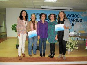 Reconocimiento dentro del premio concursos comarcales.