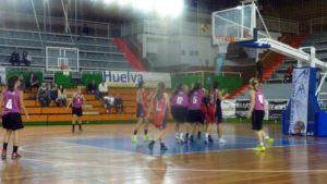 Conquero-Huelva femenino ante DKV El Puerto.