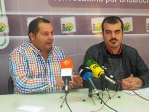 Rafael Sanchez y Daniel Hernando.