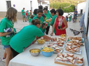 Imagen de archivo en Linares de la Sierra.
