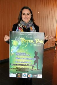 Presentación de Peter Pan.