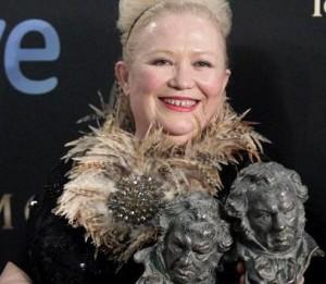 Sylvie Imbert ha sido ganadora de dos Goya.