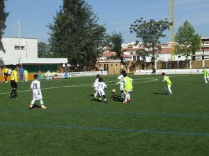 Torneo Provincial Interescuelas de Gibraleón.
