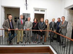 Visita a la Casa Museo en Moguer.