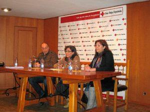 Jornadas sobre el Plan Infoca de Cruz Roja.