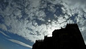 Castillo de Aracena. (Julián Pérez)