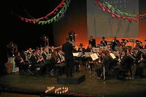 Concierto de Santa Cecilia.