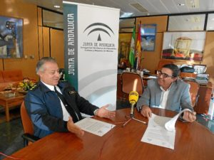 Convenio con la Subdelegación de Defensa en Huelva.