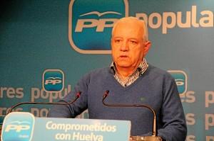 En la imagen, Pedro Inglés.