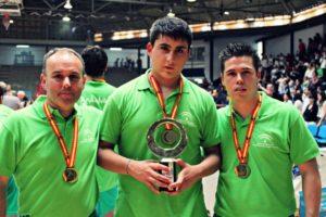 Jose Rafael Rodriguez, técnico de voleibol.