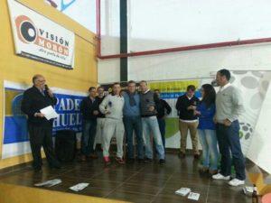 Torneo de padel en Huelva.
