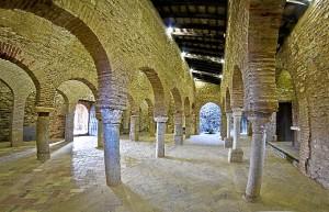 Mezquita de Almonaster. (Julián Pérez)
