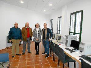 Visita al centro Cristina Pinedo.