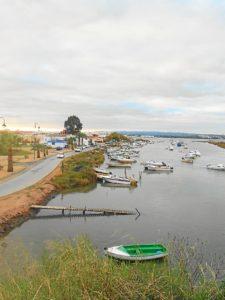Estero de Canela.