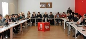 Encuentro del PSOE de Huelva