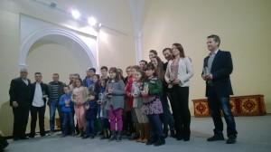 Galardonados en la Gala del Deporte de Gibraleón.